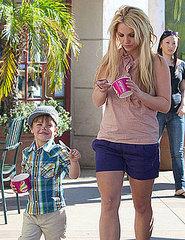 Britney-Spears-frozen-Yogurt